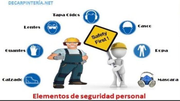 92ca1b274 Las 10 Normas Principales De Seguridad En Un Taller De Carpintería ...