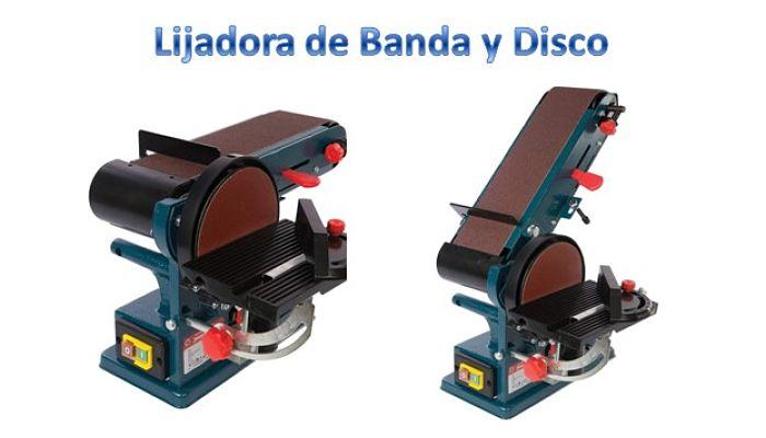 Lijadoras de Banda y Disco