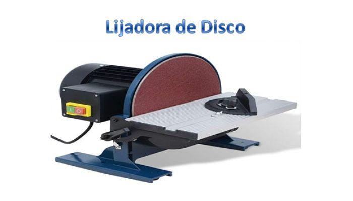 Lijadoras de disco