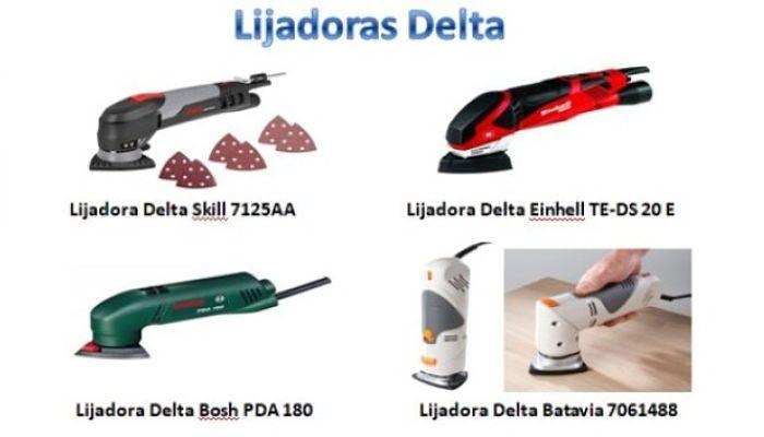 Lijadoras Delta