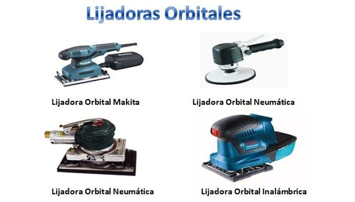 Lijadoras Orbitales