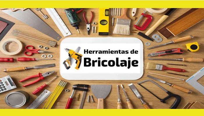 Taller de Bricolaje herramientas básicas