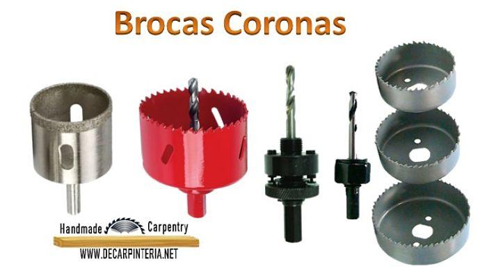 Brocas Coronas
