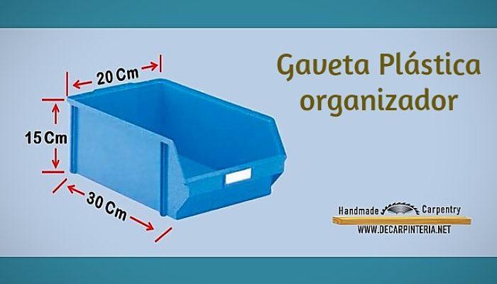 Gaveta Organizador