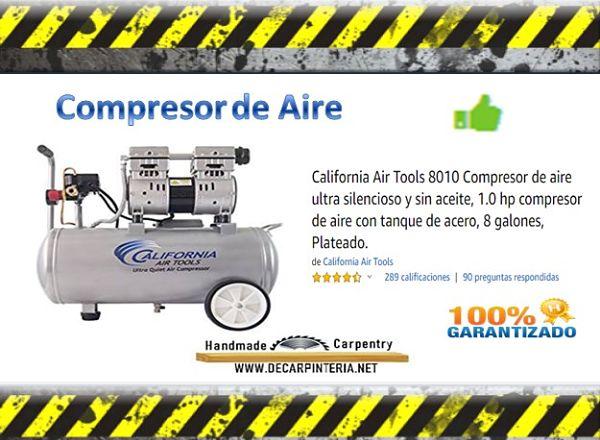 Compresor de aire California