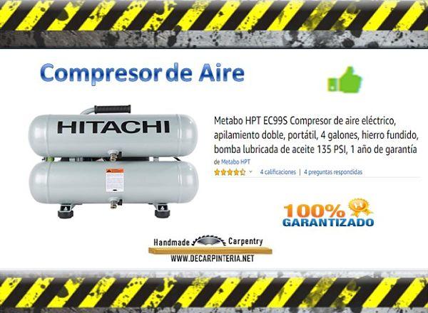 Compresor de aire Hitachi