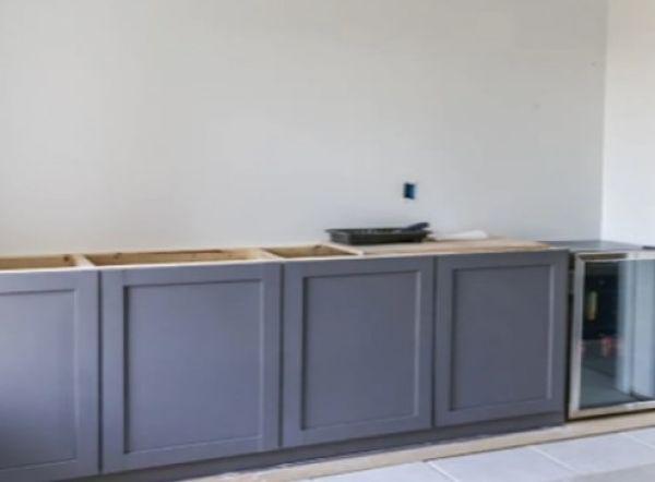 Gabinete o muebles de cocina