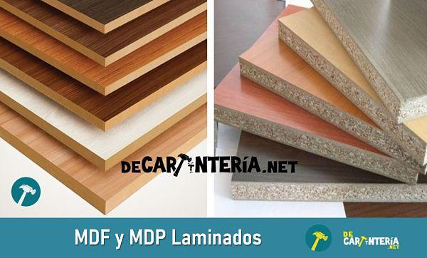 diseñar un closet con MDF y MDP Laminados
